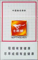 七匹狼(白)