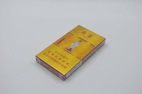 南京 金陵十二钗 细支 硬盒