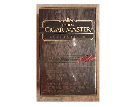 宝恒雪茄Master
