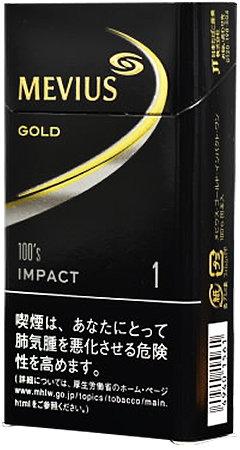 七星 gold 1mg