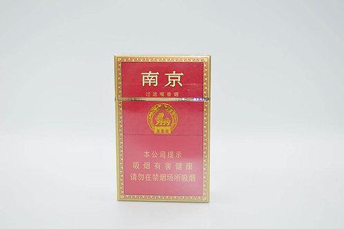 南京 红 硬盒