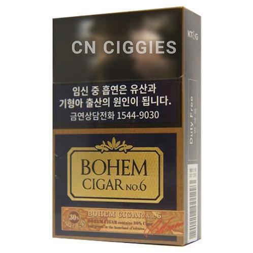 宝恒小雪茄 No.6