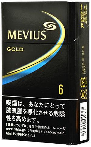 七星 gold 6mg