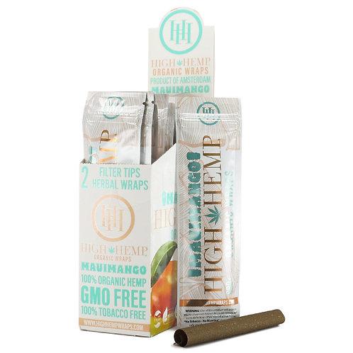 "High Hemp Organic Wraps ""Mauimango"""