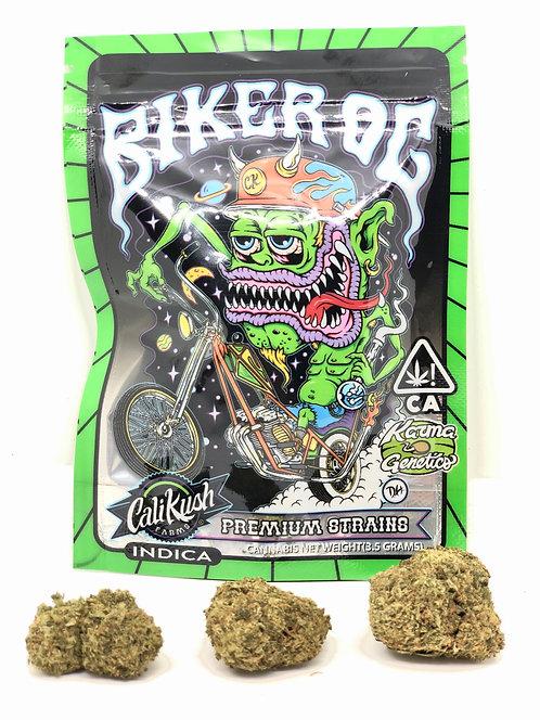 Cali Kush - Biker Og 3.5g- Indica
