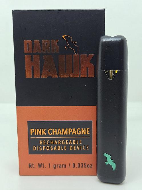 Dark Hawk Disposable- Pink Champagne