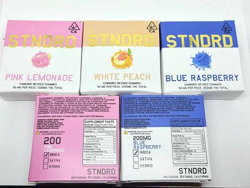 STNDRD- 200MG GUMMIES