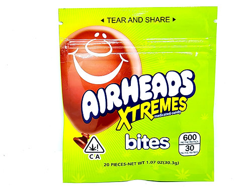 Airheads Xtremes Bites 600mg