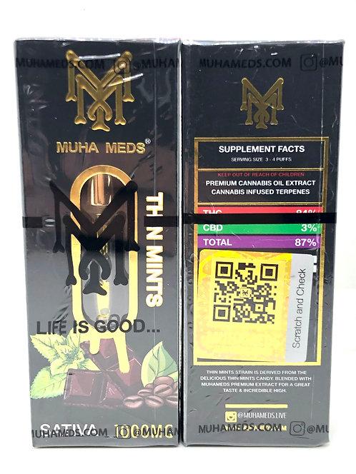 MUHA CART - Thin Mints - Sativa