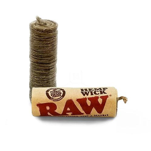 Raw HempWick 20ft/6Meter
