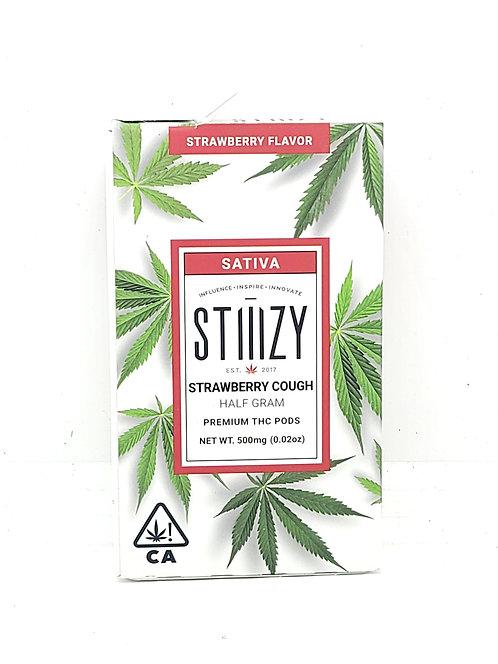 STIIIZY Half Gram- Strawberry Cough