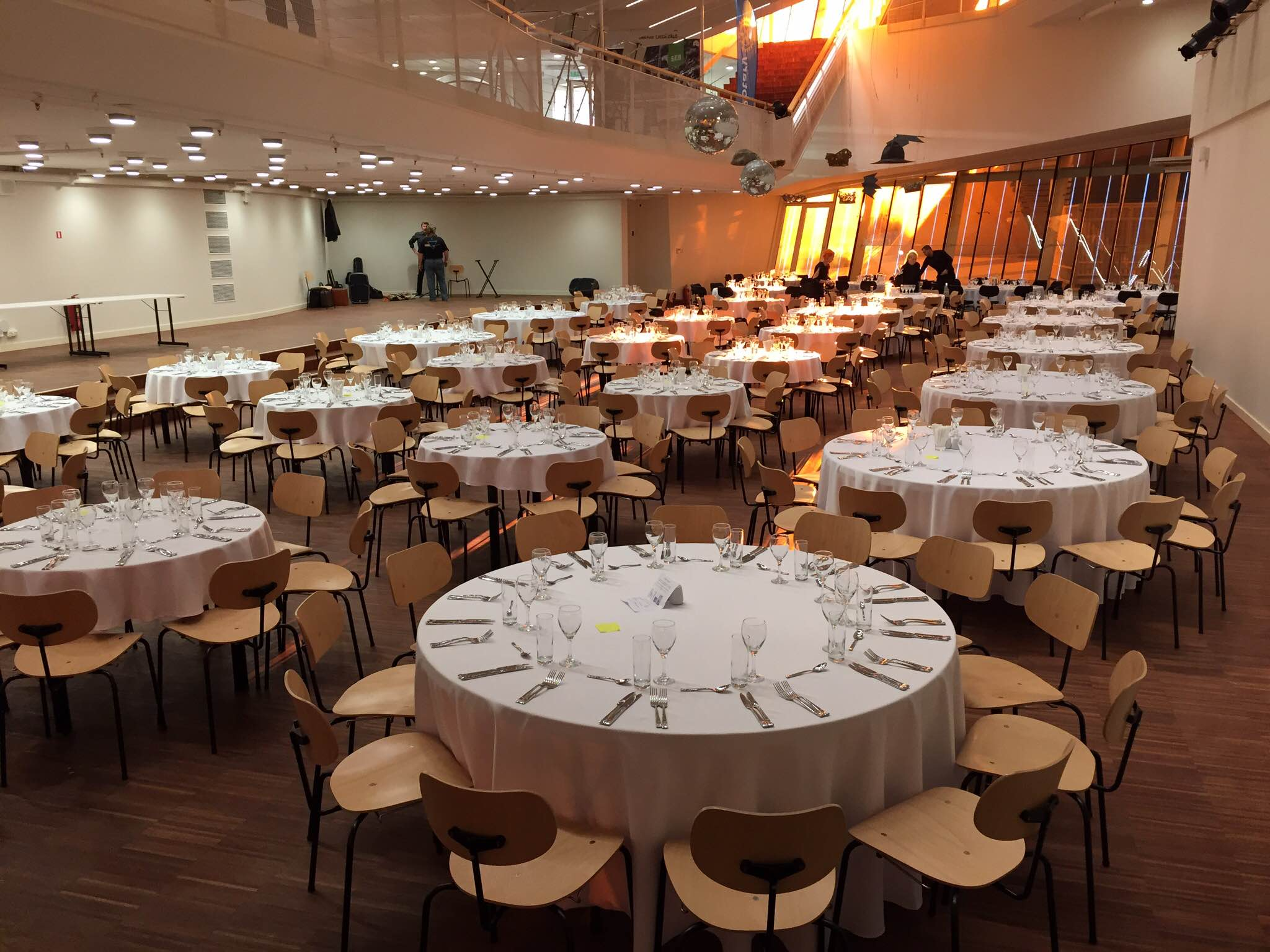 Dinner for 300 guests