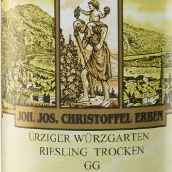 J.J. Christoffel Erben, Ürzig Würzgarten Riesling trocken