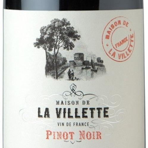 Maison de La Villette Pinot Noir