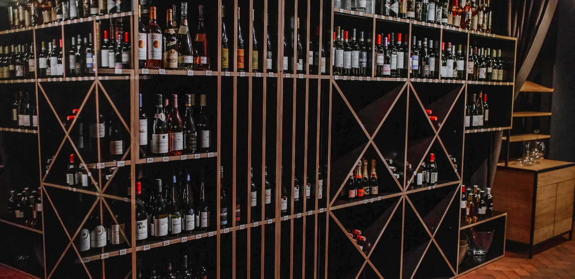 Wine shop Jurmala