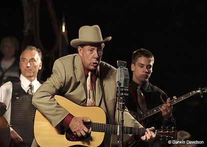 Karl Shiflett, Big Country Show, bluegrass, Evanston