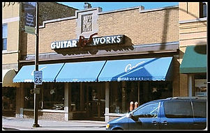 Guitar Works of Evanston