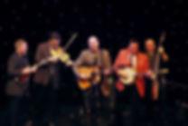 Joe Mullins Radio Ramblers bluegrass stars