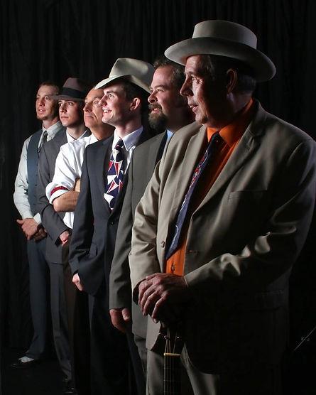 Karl Shiflett, Big Country Show, bluegrass, Chicago, September 2016