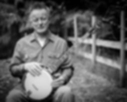 Danny Barnes, banjo, concert, evanston IL,live, october 14 2017