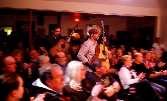 Mountain Heart, Josh Shilling, bluegrass, Evanston IL, American Legion Post 42