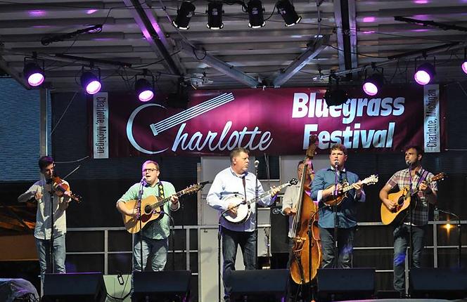 Sideline Bluegrass Band!