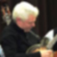 Jeff Burke, mandolin, guitar, bluegrass, musician, music teacher, Chicago, Windy City