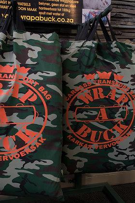 Wrap A Buck - carcass transport bag