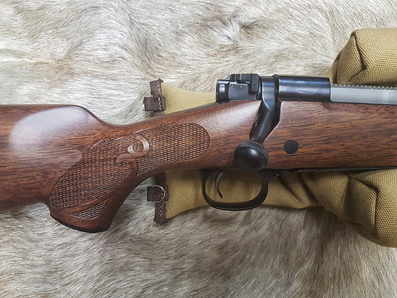 Winchester mod 70 feather weight 30-06