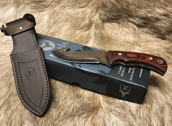 Muela Bisonte Premium Handcrafted Knife