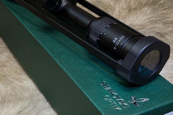 Swarovski Optik Z3 4-12x50 BT L Plex
