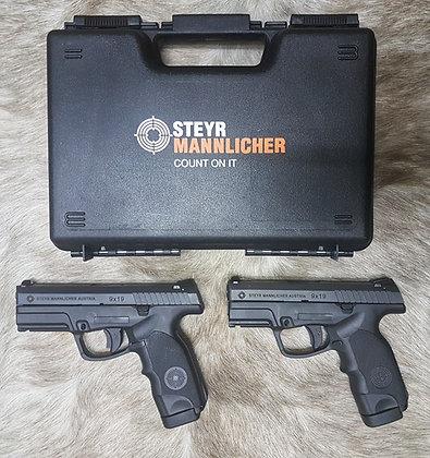 Steyr Manlicher Model M9-A1
