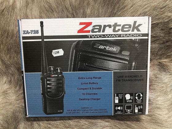 Zartek Two Way Radio ZA-725
