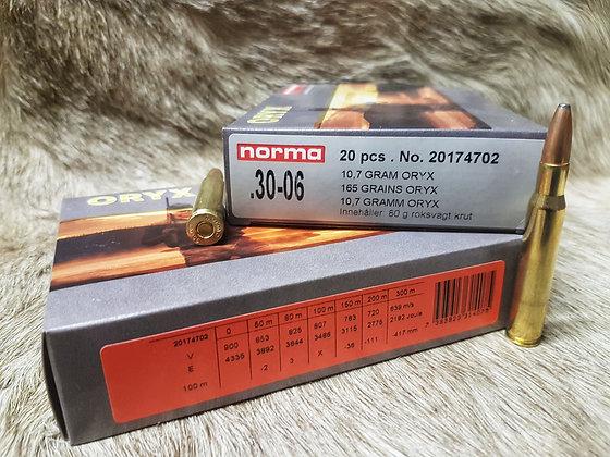 Norma Oryx .30-06 165gr