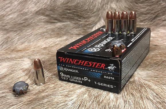 Winchester 9mm para Ranger 127gr