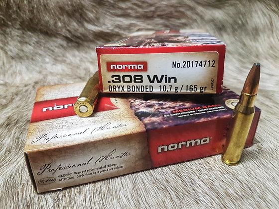 Norma Oryx .308 Win 165gr