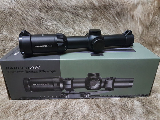 Ranger 1-8x24 Tactical