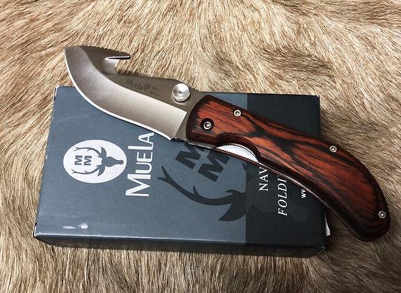 Muela Navaja Folding knife