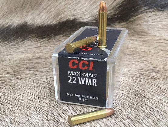 CCI maxi-mag 22wmr
