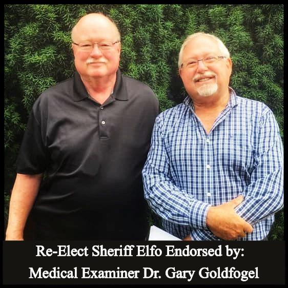 Endorsed by Medical Examiner Dr. Gary Goldfogel