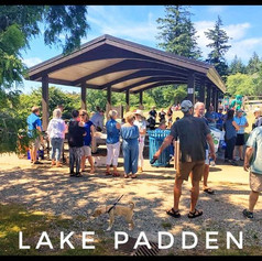 Meeet your Sheriff at Lake Padden