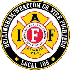 Endorsed by Bellingham Whatcom Co. Fire Fighters IAFF 106