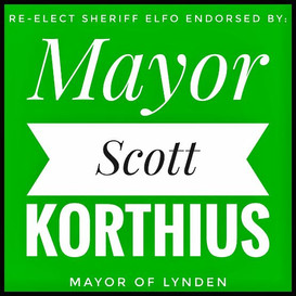Endorsed by Mayor Scott Korthius