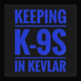 Honored to receive the #Endorsement from Keeping K-9s in Kevlar