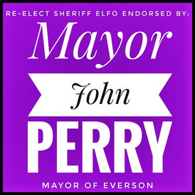 Endorsed by Mayor John Perry