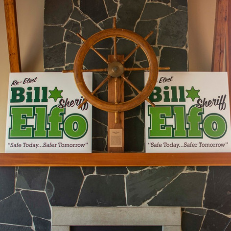 Re-Elect Sheriff Elfo Campaign Kick Off