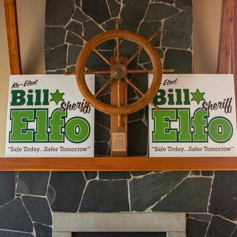 Re-Elect Sheriff Elfo Campaign Kick Off