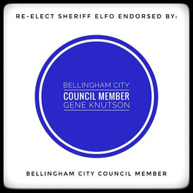 Endorsed by Bellingham City Council Member Gene Knutson