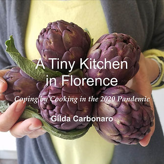 A Tiny Kitchen - Cover