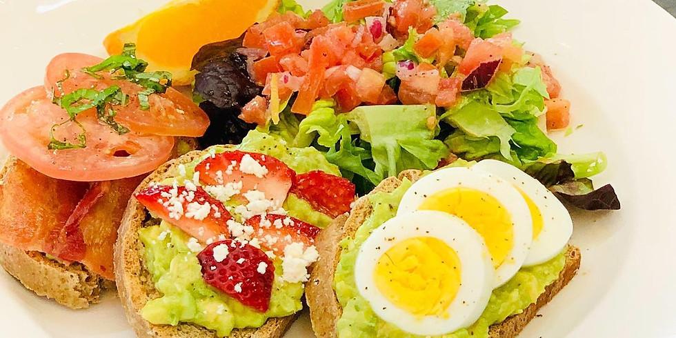 Monthly Breakfast